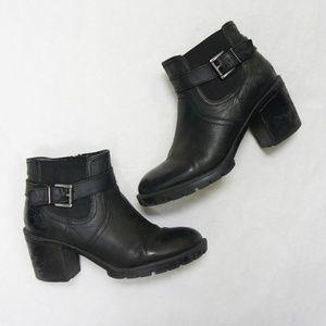 Steve Madden Necesity Black Boots